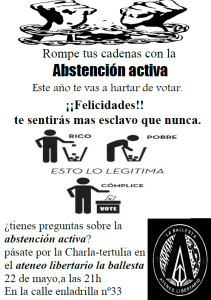 abstencion activa ballesta